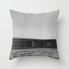 Fremantle Shades of Grey Throw Pillow