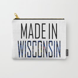 Made In Wisconsin Carry-All Pouch
