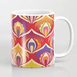 Flower power hippie floral Coffee Mug
