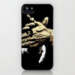 Las manos del Camarón iPhone Case