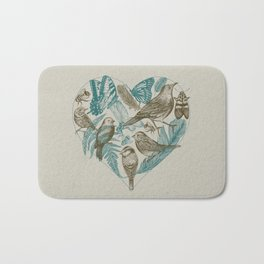Wild Heart Bath Mat
