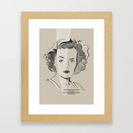 Immortal Icon 02 Framed Art Print