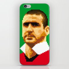 King of kickers iPhone & iPod Skin