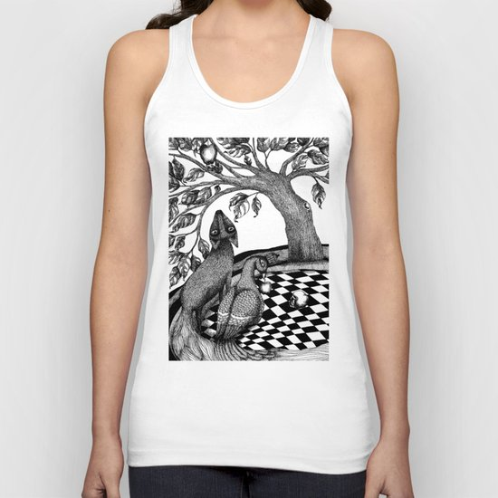 The Golden Apples (1) Unisex Tank Top