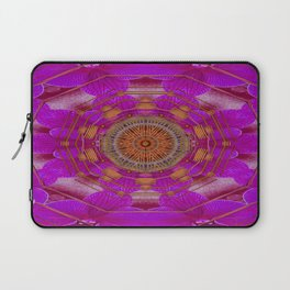 Keep Calm in Orchids and strawberrys Laptop Sleeve