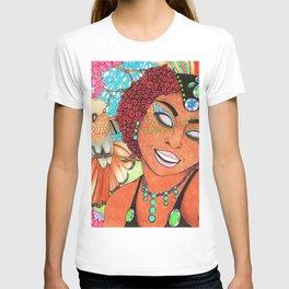 Trinidad & Tobago Color T-shirt