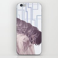 dmmd iPhone & iPod Skins featuring Many by Felliss
