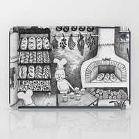 baking iPad Cases featuring Baking Cats by Ulrika Kestere