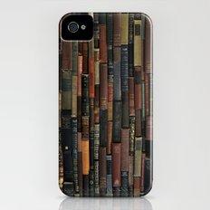 Books on Books iPhone (4, 4s) Slim Case