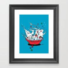 Cereal Killa Framed Art Print