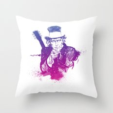 I want you  Throw Pillow