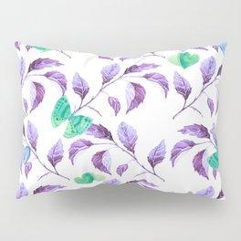 Passionately Purple Spring Time Daze - Bagaceous Pillow Sham