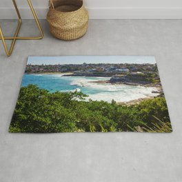 Sydney Coastline Rug