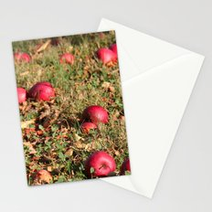 Resting Places Stationery Cards