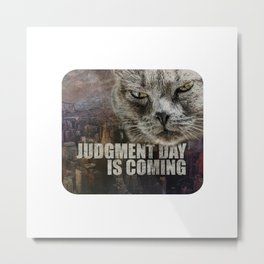 Judgement Day Metal Print