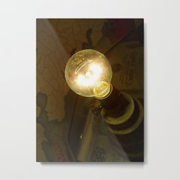 Let there be light - II - March 28th, 2008 Metal Print