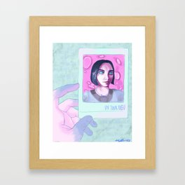 Jacque Framed Art Print