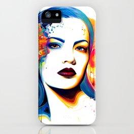 -Dead Glances- iPhone Case