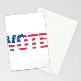Vote! Stationery Cards