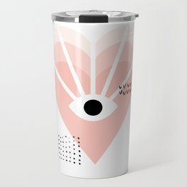 Love vision Travel Mug