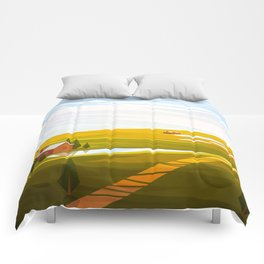 Feeling Autumn Comforters