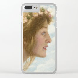 Edward Robert Hughes - Day Clear iPhone Case