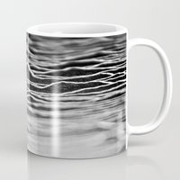 joy division Mugs featuring joy division by Sara Eshak