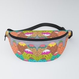 Mountain Friends II Fanny Pack