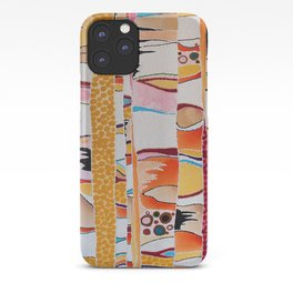 Marmalade Morning iPhone Case
