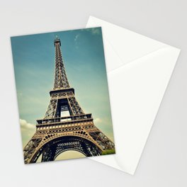 Eiffel Tower- Color Stationery Cards