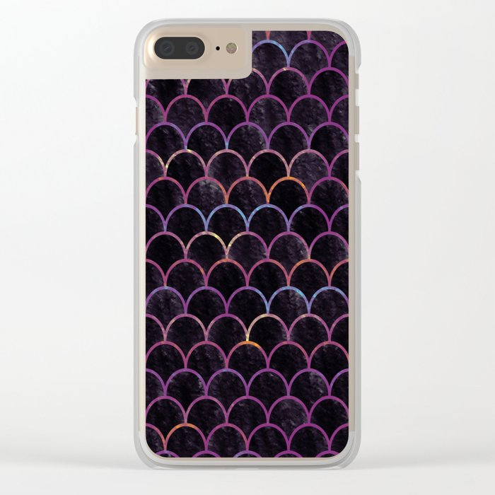 MTP _ FIVE Clear iPhone Case