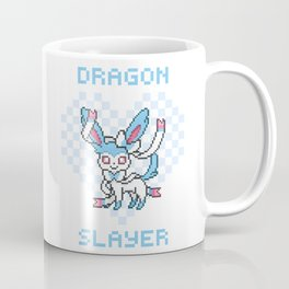 8-Bit Shiny Sylveon Coffee Mug