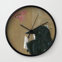 Empty Shell - 5 Wall Clock