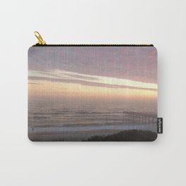 Sunset Atlantic Beach Carry-All Pouch