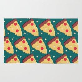 More Pepperoni Pizza, please! Rug