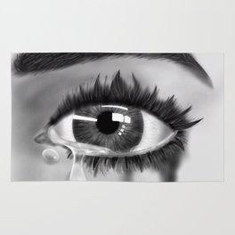 Crying Rug