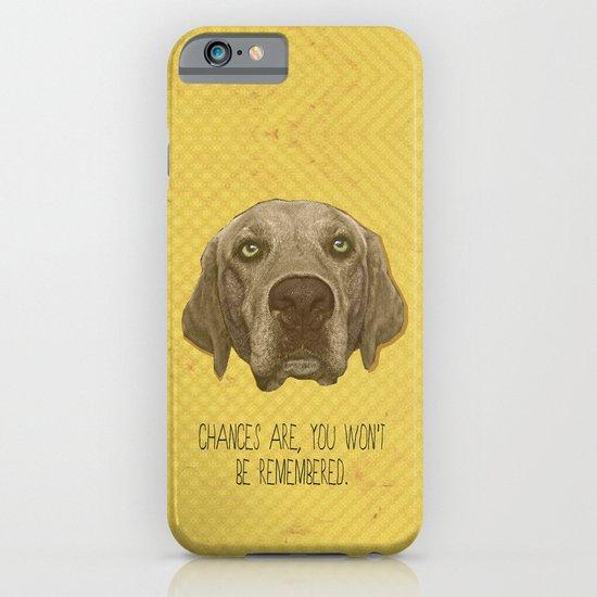 Golden Lab Print iPhone & iPod Case