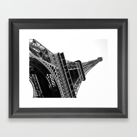 Eiffel Tower I Framed Art Print