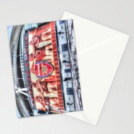 Arsenal FC Emirates Stadium London Stationery Cards