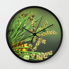 Spring Mix  Wall Clock