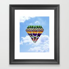 Sky Spirit Framed Art Print
