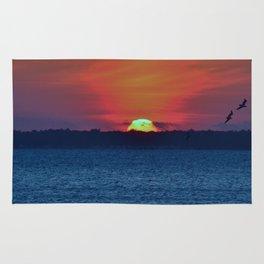 Sun Sinking Rug