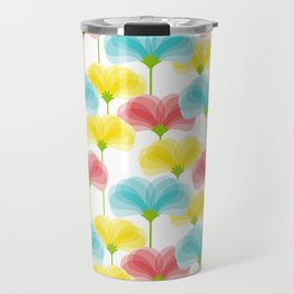 Valley of Flowers Travel Mug