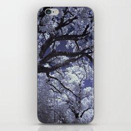 White Tree iPhone Skin