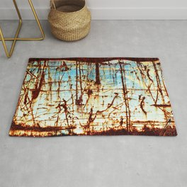 Down In The Dumps Rug