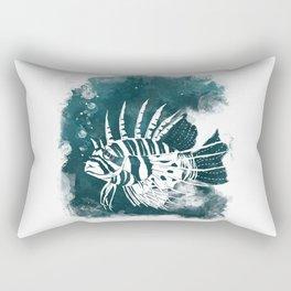 Feuerfisch Rectangular Pillow