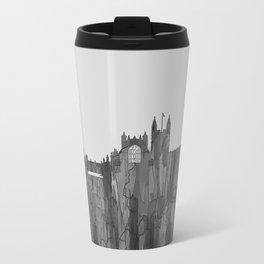Bath, England Skyline - Navaho B&W Travel Mug