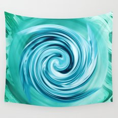 Orbital Wall Tapestry