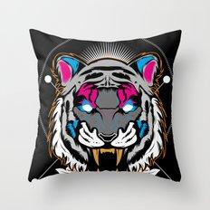 Roar! Throw Pillow