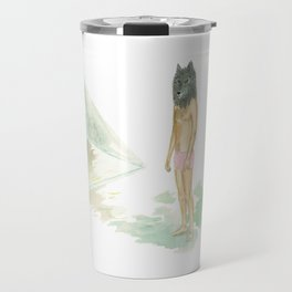 It was Dio who took the chicken Travel Mug